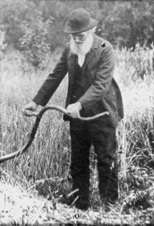 Isaac Stevenson - 1909