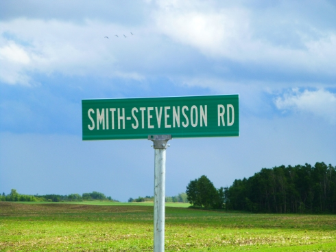 Smith - Stevenson Road, Saskatchewan, Canada