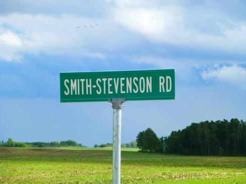 Smith - Stevenson Road, Saskatchewan, Canada