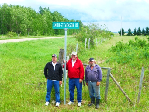 Smith Stevenson Road, Saskatchewan, Canada